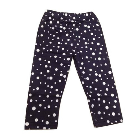 Baby Girls Polka Leggings