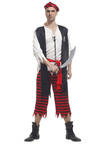 Adult Pirate Male Costume [Prelove]