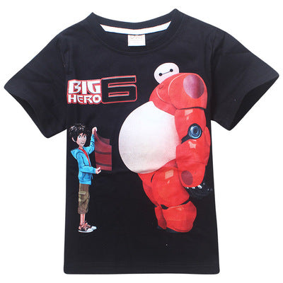 Boys Big Hero 6 Child T-Shirt