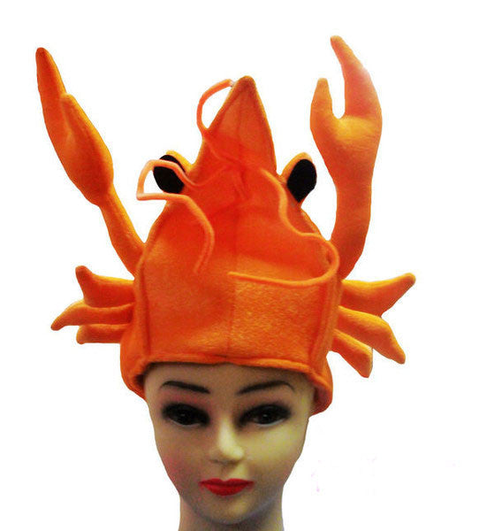 Under the Sea - Crab Hat