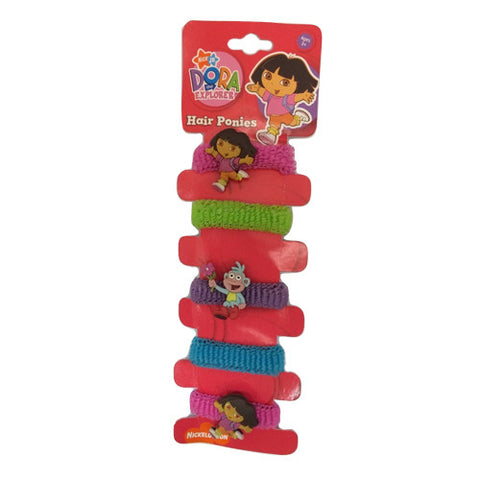 Dora Hair Tie (1 set)