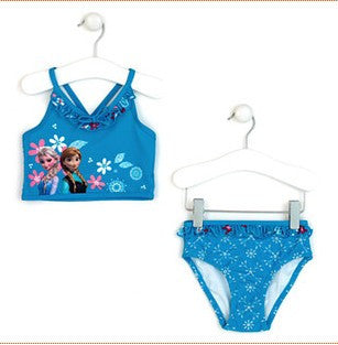 Frozen 2 piece Swim Wear