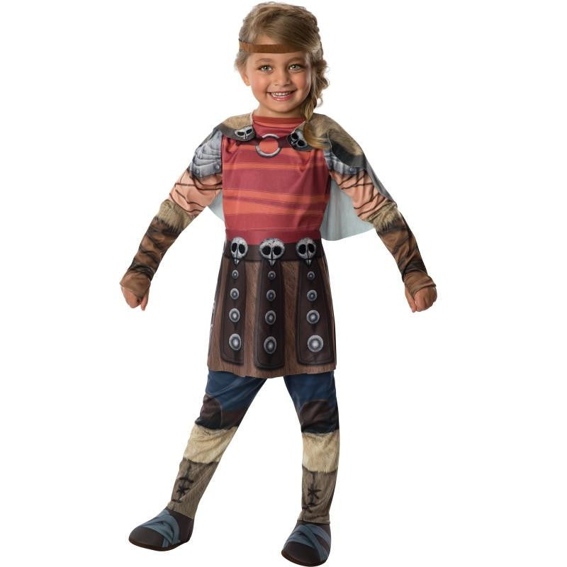 How to Train Your Dragon 2 - Astrid Toddler Costume