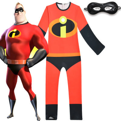The Incredibles - Dash Non-Muscle Child Costume