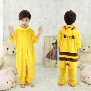 Pikachu Pokemon Child Costume
