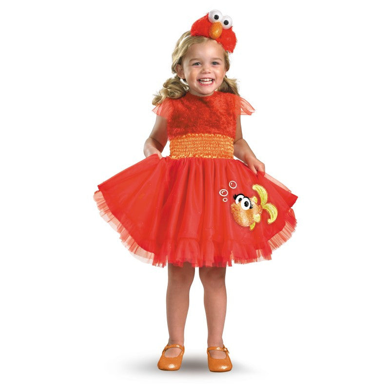 Sesame Street - Frilly Elmo Toddler