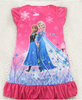 Frozen Silky Dress