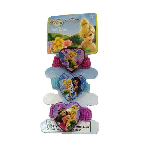 Tinkerbell Hair Tie (1 set)
