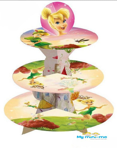 Tinkerbell Cupcake Stand