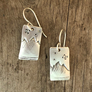 Teton Earrings