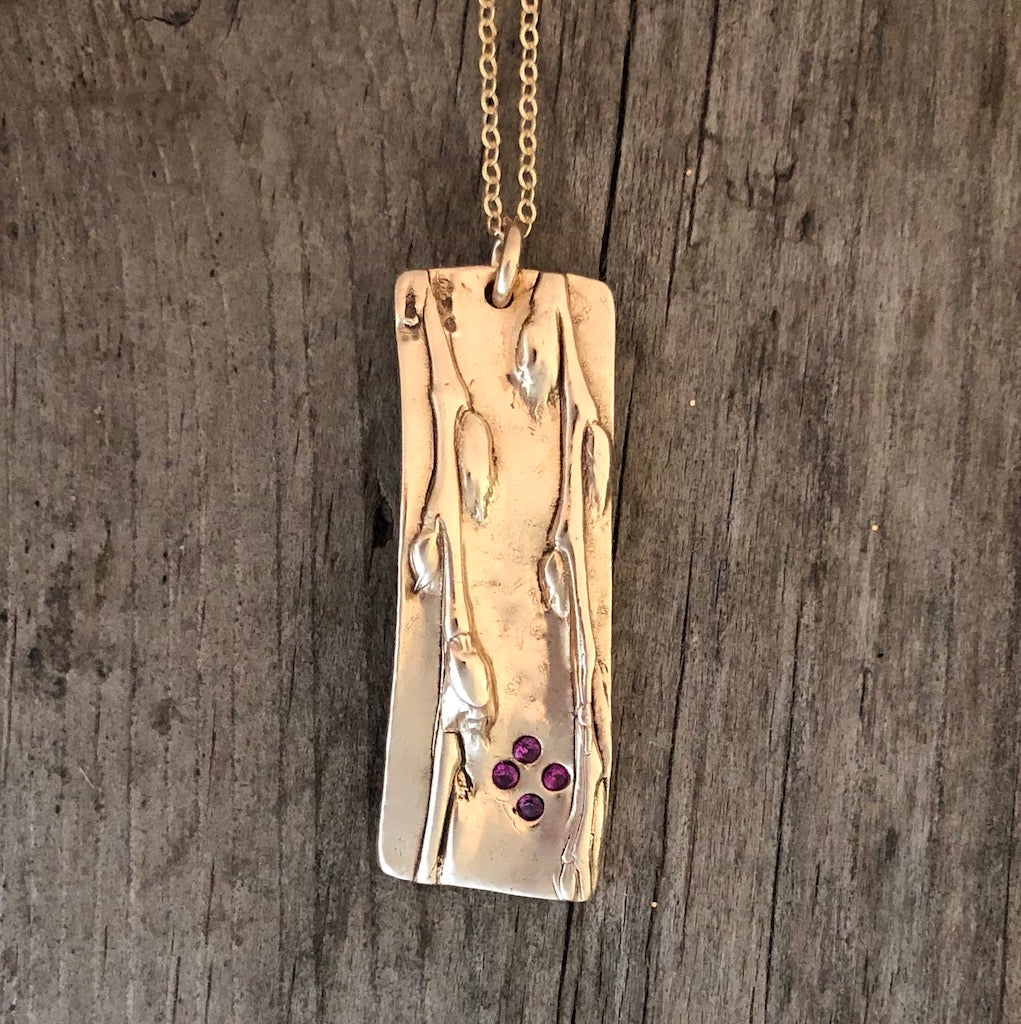 Willow Buds Pendant