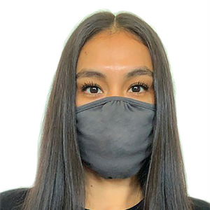 Eco Friendly Adult Face Cover with Ear Loops - Single Mask