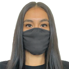 Load image into Gallery viewer, Eco Friendly Adult Face Cover with Ear Loops - Single Mask