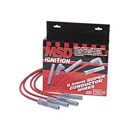 LS1/LS6 Wire Set, 8.5 mm Super conductor, Fbody, GTO length