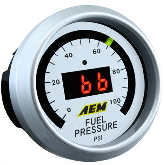 Digital Fuel Pressure Gauge 0 to 100 psi