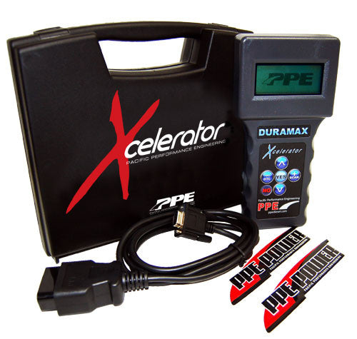 Xcelerator Programmer For Chevy/GMC Duramax 6.6L +225hp