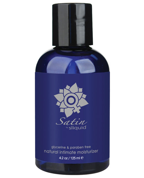 Sliquid Organics Natural Satin Lubricant and Moisturizer