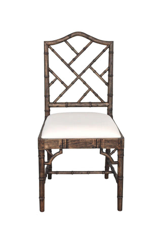 Chippendale Chair in Dark Oak