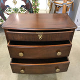 Louis-Philippe Bedside Table