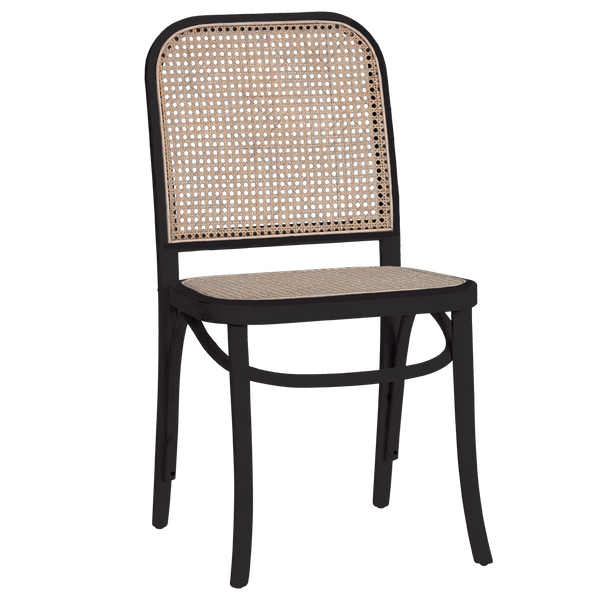 Shelby Dining Chair- Black