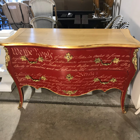 Washington Commode