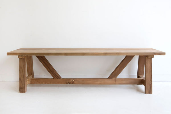 Belgian Farmhouse Dining Table