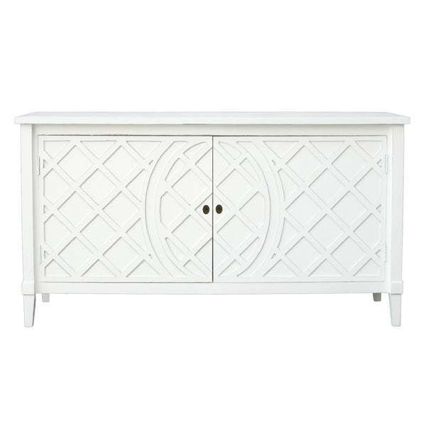 Hasting Buffet in White