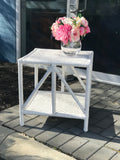 Harbour Side Table White