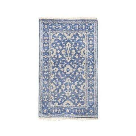 Emma Rug in French Blue