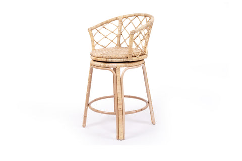 Capri Stool in Natural