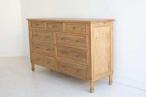 Coralie Chest of Drawers in Natural
