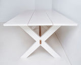 Dune Dining Table in White