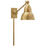 French Library Single Wall Sconce