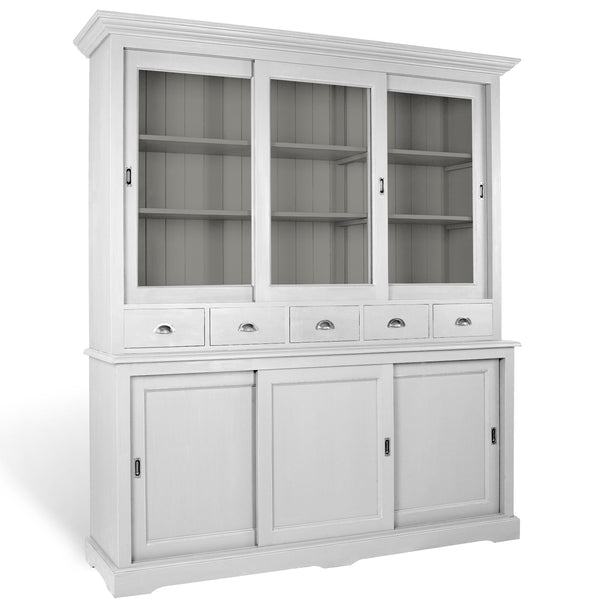 Hagan Three-Door Cabinet