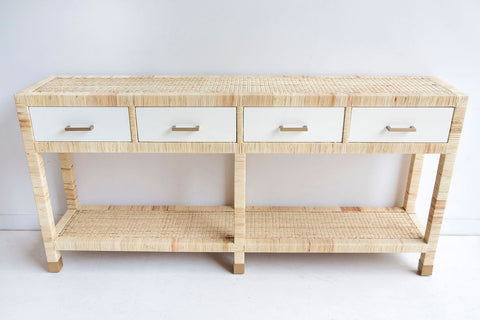 Harbour Console - 4 Drawer
