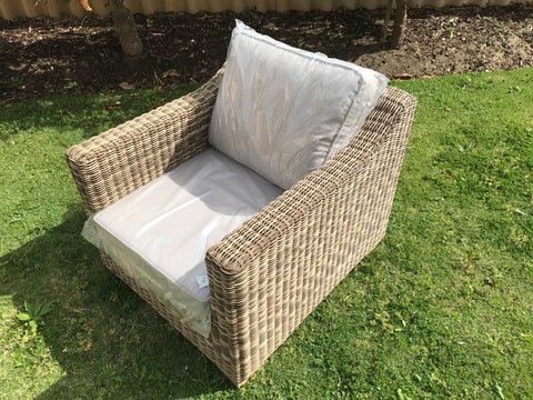 Provence Outdoor Armchair - Natural