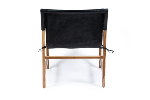 Knox Armchair in Black