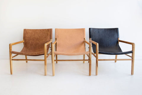 Knox Armchair in Nude