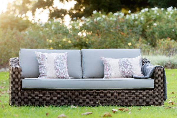 Provence Outdoor Sofa- Natural