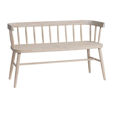 Shelby Bench- Natural