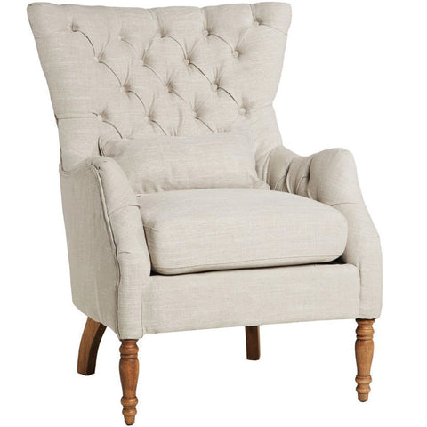 Sabrina Armchair in Natural