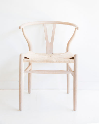 Wishbone Dining Chair - Beech