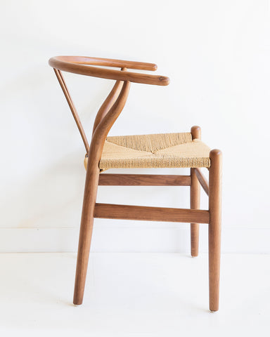 Wishbone Chair - Walnut
