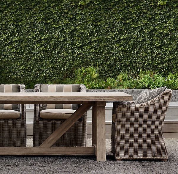 Provence Outdoor Teak Dining Table