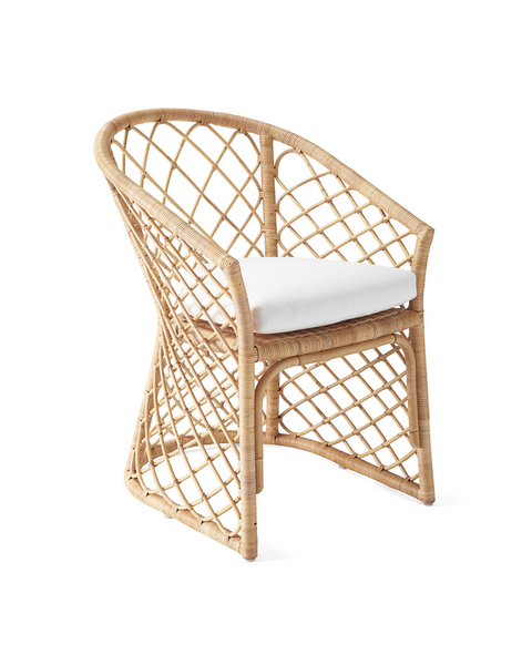 Capri Chair in Natural