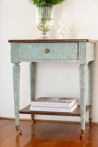 Claudia Bedside Table