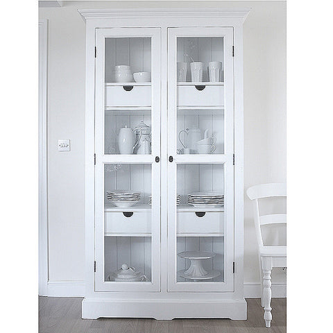 Modern Country Shaker style Kitchen cupboard
