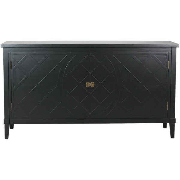 Hasting Buffet in Black