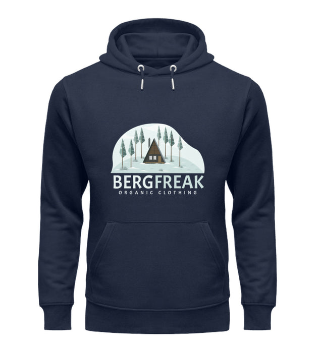 Berghütte - Bergfreak Organic Clothing
