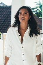 Load image into Gallery viewer, BALI WHITE SHIRT